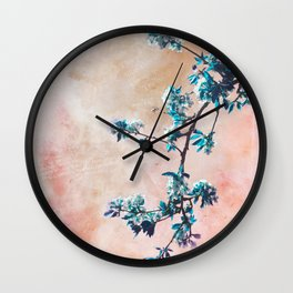 FIRST SPRING Wall Clock