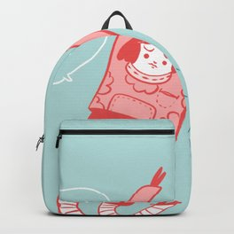 this isn't fun Backpack