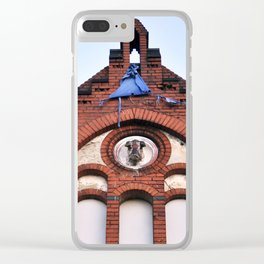 Old Slaughterhouse - Eastberlin Clear iPhone Case
