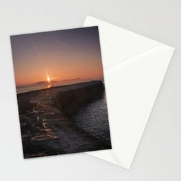 Sunset Over the Cobb III Stationery Cards