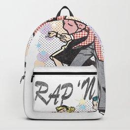 "Rap ""N Roll Backpack"