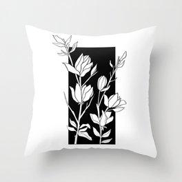 Dreams of Spring #3 Throw Pillow