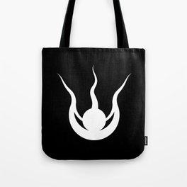 Weaver Symbol on Black Tote Bag