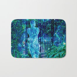 Blue Spirit Bath Mat
