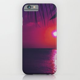 Aesthetic Beach iPhone Case