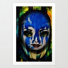 Perks Art Print