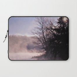 Rays in the Mist Laptop Sleeve