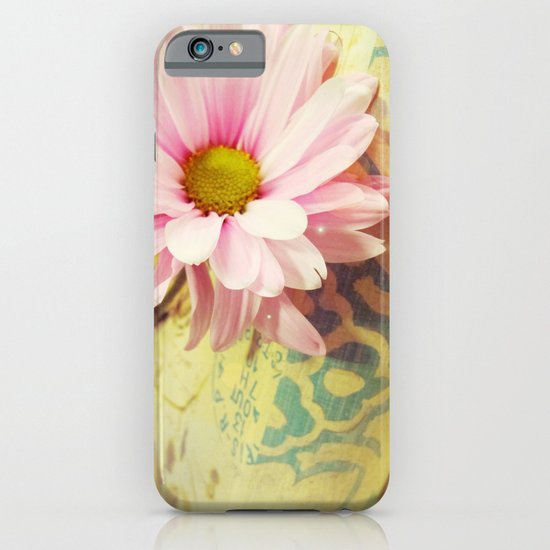 Vintage Daisy iPhone & iPod Case