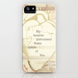 SweetHEART iPhone Case