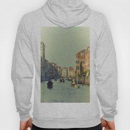 Venice, Grand Canal 1 Hoody