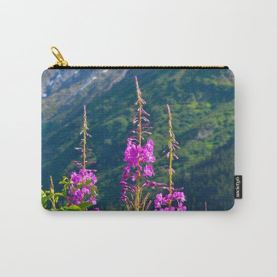 Fireweed ~ Mid-Summer Carry-All Pouch