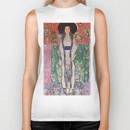 """Gustav Klimt """"Portrait of Adela Bloch-Bauer"""" II Biker Tank"""