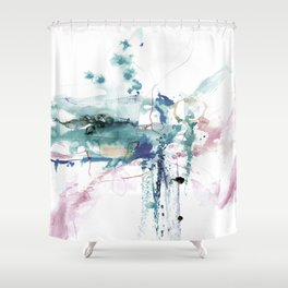 A Mystic Encounter No.1k by Kathy Morton Stanion Shower Curtain