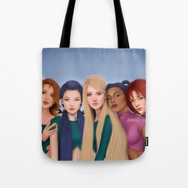 W.I.T.C.H. Tote Bag
