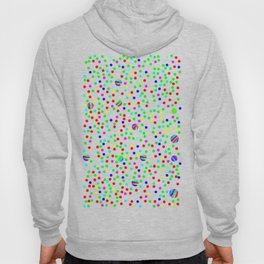 Colorful Rain 08 Hoody