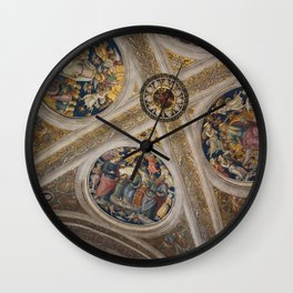 Vatican III, Rome Wall Clock