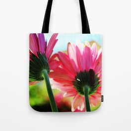 Floral Companions Tote Bag