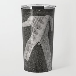 man crossing sign Travel Mug
