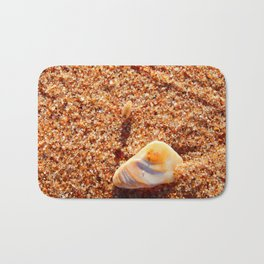 Sand Flea on the Beach Bath Mat