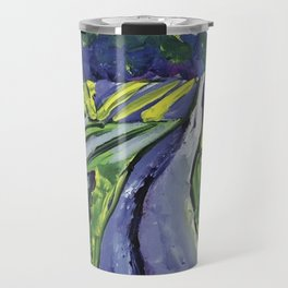Pinot Noir Label Art for BIN 616 Travel Mug