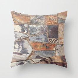 Astronomite Throw Pillow