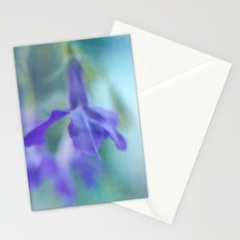 BLUE LOBELIA Stationery Cards