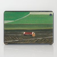 champagne iPad Cases featuring Champagne by Maria Julia Bastias
