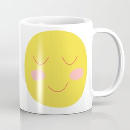Smiling Sun Coffee Mug