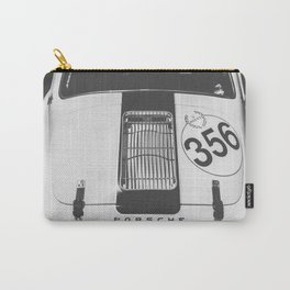 356 Black & White Carry-All Pouch