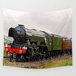 60103 Flying Scotsman Wall Tapestry