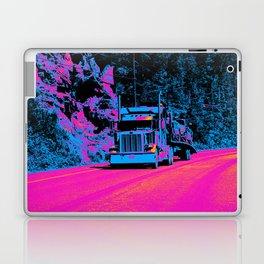 Big Rig Highway Hauler Laptop & iPad Skin