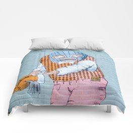 Breakin' and Enterin' Comforters