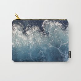 Ocean Waves Carry-All Pouch
