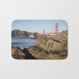 Baker Beach Bath Mat