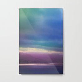 Touch Me in the Morning Metal Print