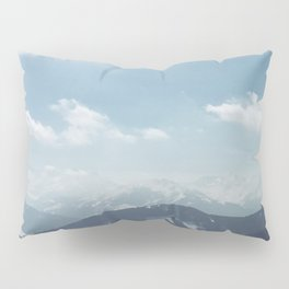 The alps 1 Pillow Sham