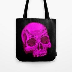 Skull - Magenta Tote Bag