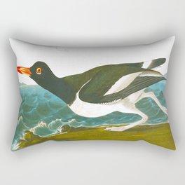 Pied oyster-catcher Bird Rectangular Pillow