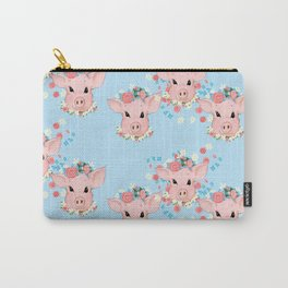 A wonderful day for a pig Carry-All Pouch