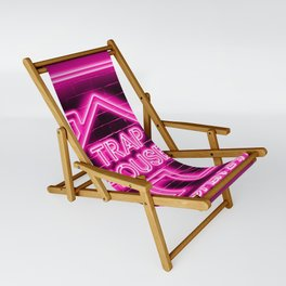Trap House Neon Sling Chair