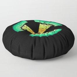 Nuclear Floor Pillow