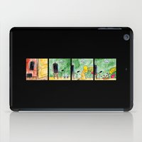 tv iPad Cases featuring TV by Bakal Evgeny