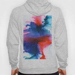 The Dancer - Abstract Art Hoody