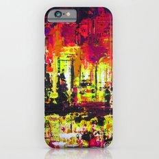 Minneapolis Skyline Reflection iPhone 6s Slim Case