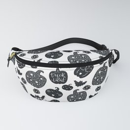 Halloween party patterns Fanny Pack