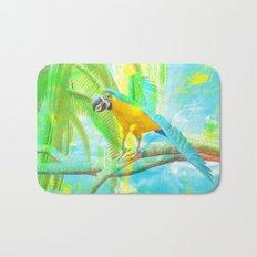 Macaw Bath Mat