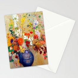 Odilon Redon Flowers Stationery Cards