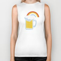 happiness Biker Tanks featuring Happiness by Boots