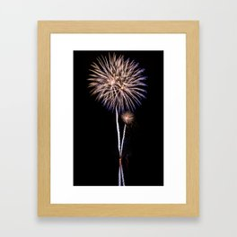 Firework Creations - Tulipfest 7 Framed Art Print