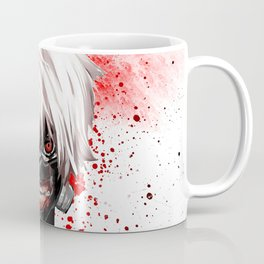 Ken Kaneki Tokyo Ghoul Coffee Mug